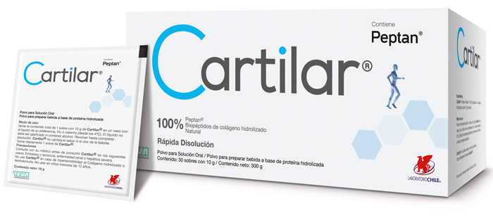 Cartilar polvo